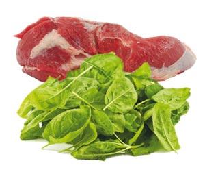 viande+salade