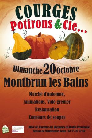 10-20 - Montbrun Fête  Courges