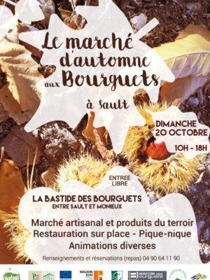 10-20- Sault marché Bourguet