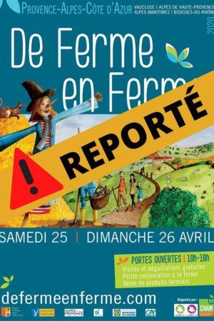 REPORTÉ -20-04-25-26 affiche de ferme en ferme
